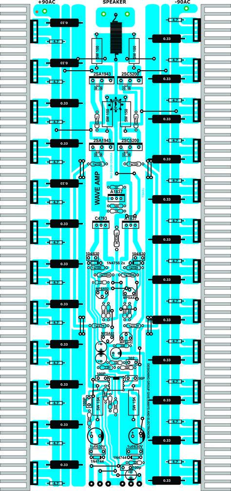 5000w Audio Amplifier Circuit Diagram Pdf - Somurich com