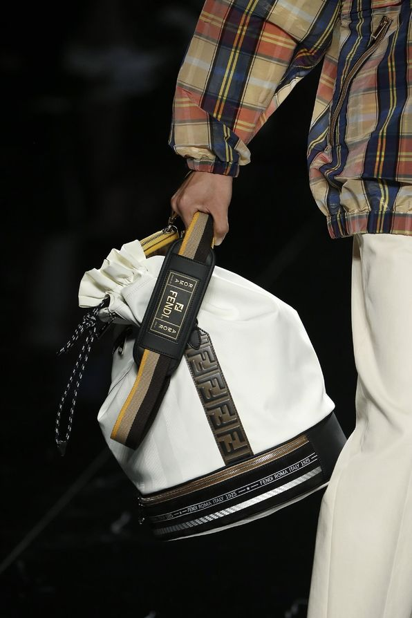 7ba33c328798 The best men's bags, as seen on the runway | Men's Fashion | Fashion bags,  Fendi bags, Bags