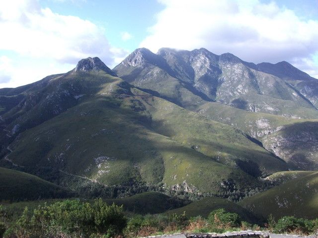 Outeniqua   Mountain