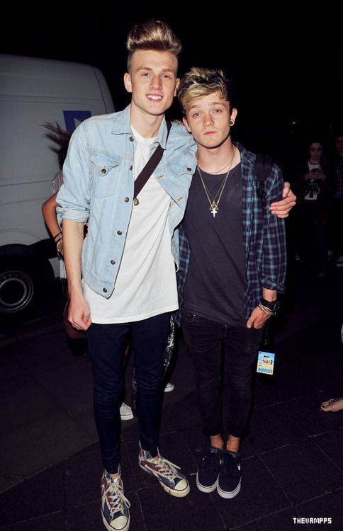 Connor Ball and Tristan Evans !!  TRONNOR !!!!!!