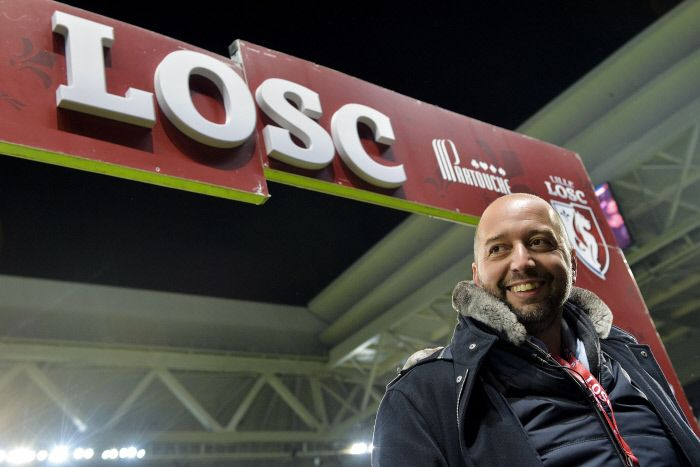 Gerard Lopez - nouveau president du LOSC