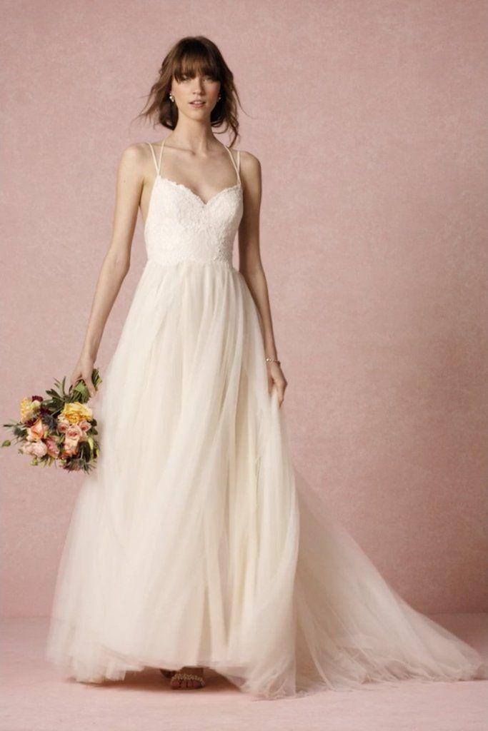 Mejores 142 imágenes de Wedding Dress en Pinterest | Peinados de ...