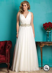Allure Bridals W362 from the Women collection