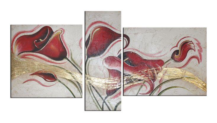 Oltre 25 fantastiche idee su dipinti su tela astratti su for Dipinti ad olio moderni