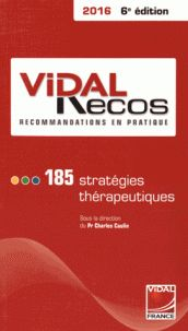 Charles Caulin - Vidal recos, recommandations en pratique - 185 stratégies thérapeutiques. http://cataloguescd.univ-poitiers.fr/masc/Integration/EXPLOITATION/statique/cataTITN.asp?id=964636
