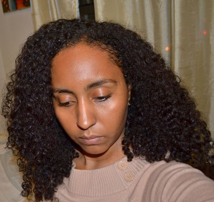 kinky curly hairstyles | Kinky Curly Knot Today and Curling Custard