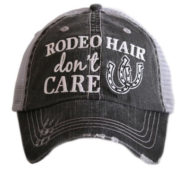 Rodeo Hair Don't Care Cap