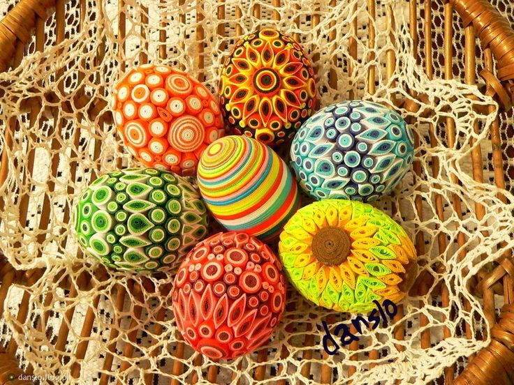 These give a whole new meaning to Easter eggs.