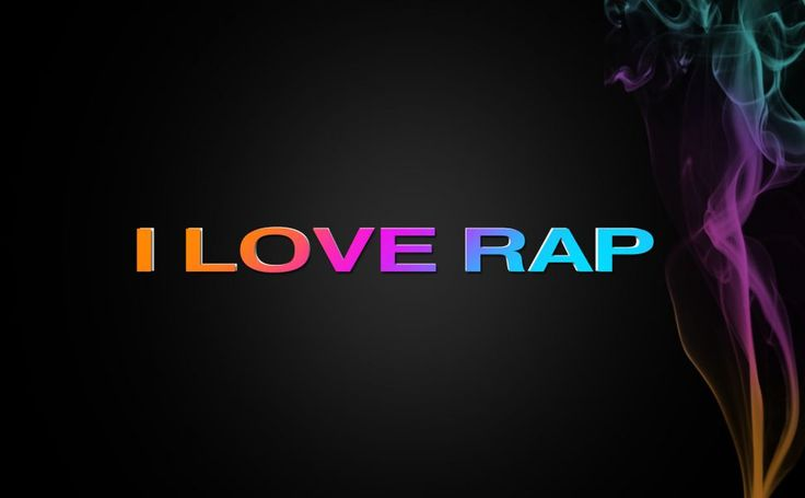 Love Rap HD Wallpaper