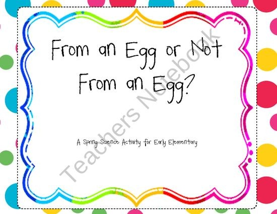 32 best school ideas poetry images on pinterest classroom ideas hatched from an egg sort from springs sweet rhythm on teachersnotebook 4 pages fandeluxe Choice Image