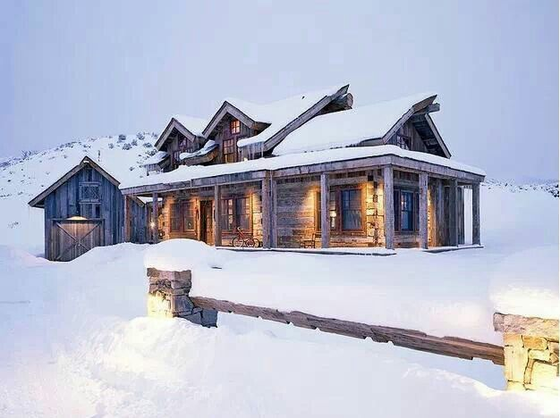 17 Best Images About Cabins On Pinterest Winter Cabin