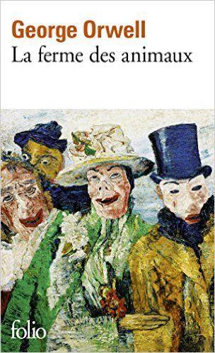 Amazon.fr - La ferme des animaux - George Orwell, Jean Quéval - Livres