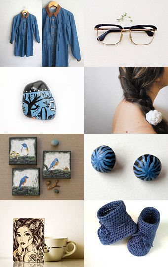September Afternoon by Ale on Etsy--Pinned with TreasuryPin.com