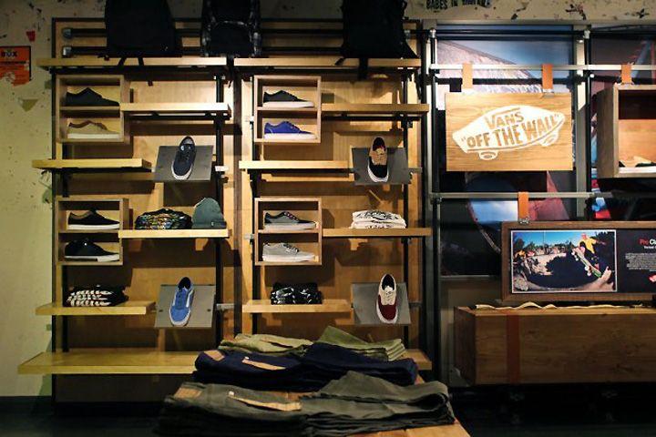 Vans x Slam City Skates store, London » Retail Design Blog   Skate ...