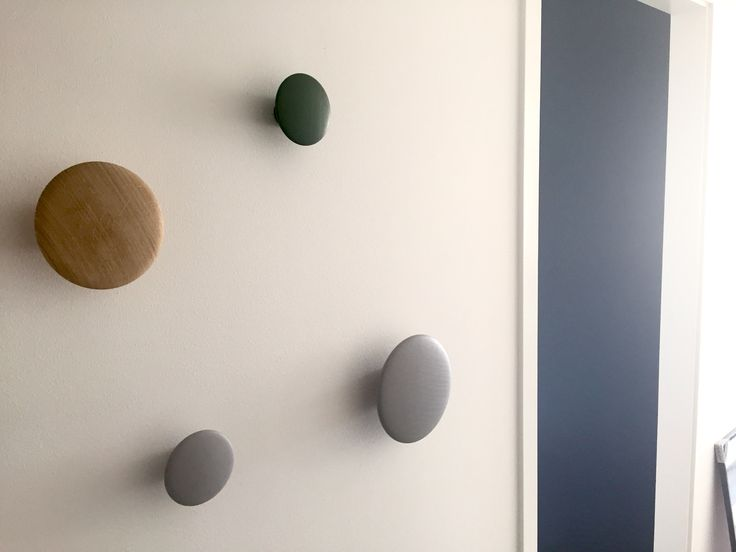 Muuto dots i vår hall