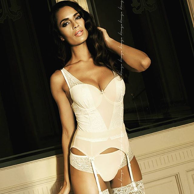 Simply beautiful! #shape #perfection #simple #innocent #lightpink #pearl #lace #soft #special #occasion #loveit #SimplySexy #lingerie  www.SimplySexy.ie