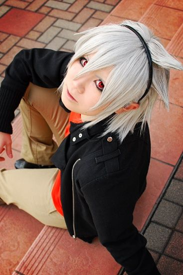 Soul Eater cosplay (casual)