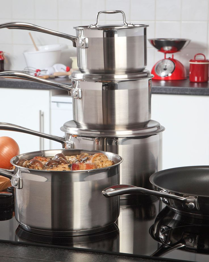 Enter for your chance to win a complete set of Dexam kitchenware including saucepans, frying pans and a chef's pan, as well as a student cookbook, worth £500.
