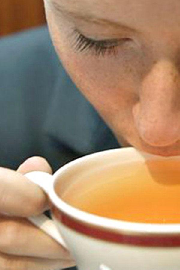 Schwarzer Tee Verlängert Unser Leben Natürlich Gesund Und Schlank