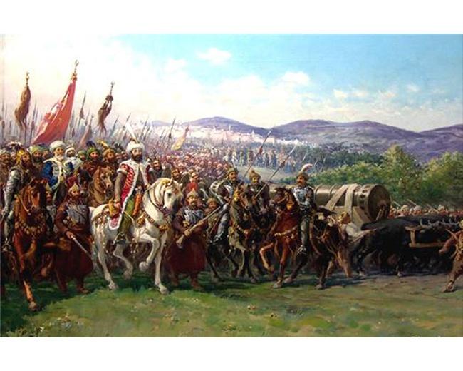 오스만-동로마 전쟁(2) :: 네이버캐스트