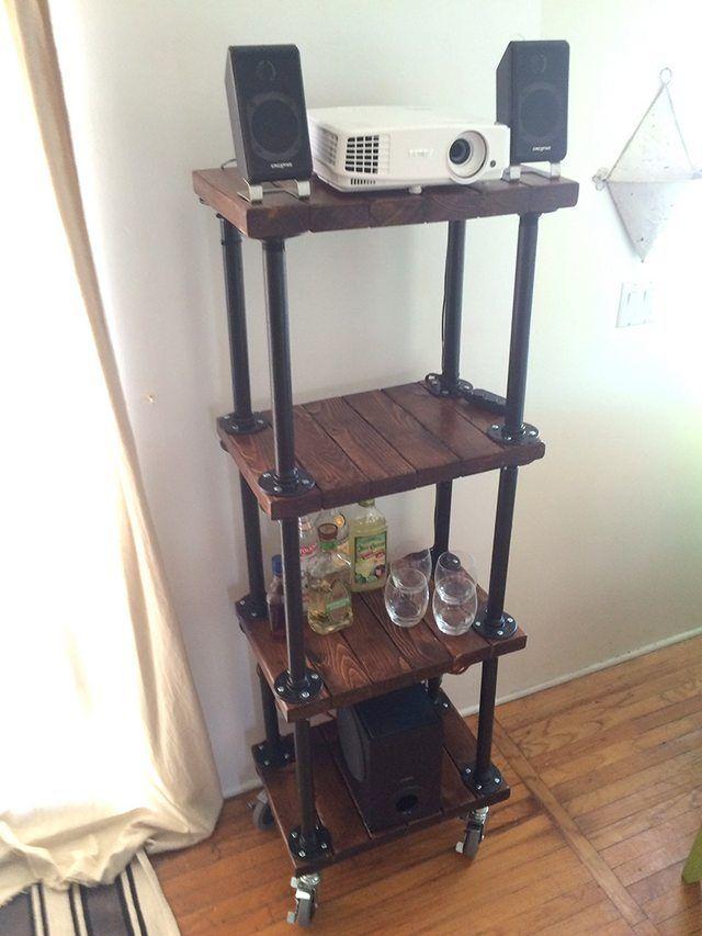 Projector Stand/Bar Cart - Imgur