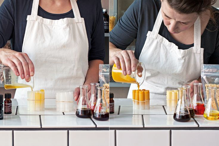 Gör dina egna ekologiska läppcerat med vanilj & geranium eller ringblomma & apelsin - Organic Makers
