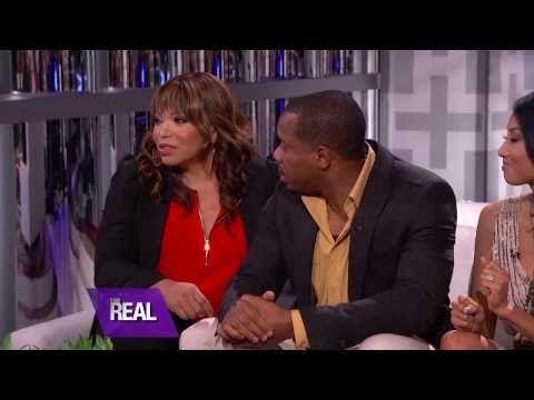 ▶ Duane Martin & Tisha Campbell-Martin on Their Denny's Proposal! - YouTube