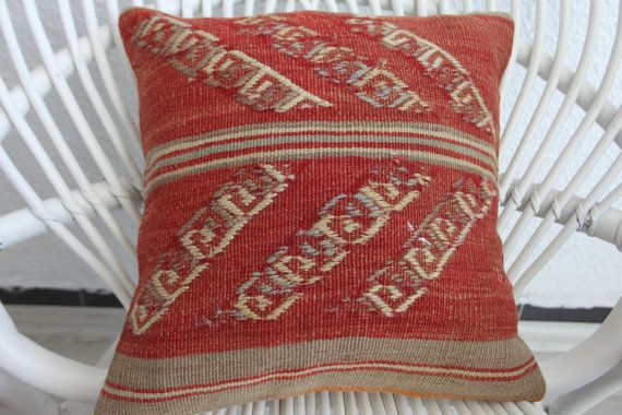 king crimson 12x12  cushion cover bohemian bedding 30cm x 30cm sofa outdoor pillow cover the vintage sofa made in turkey coussin kilim 25