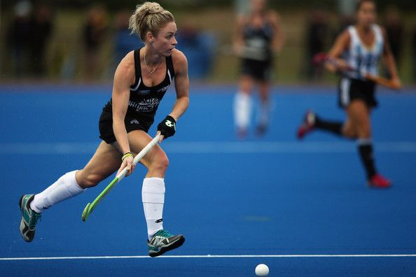 Anita Punt - Four Nations Hockey Finals