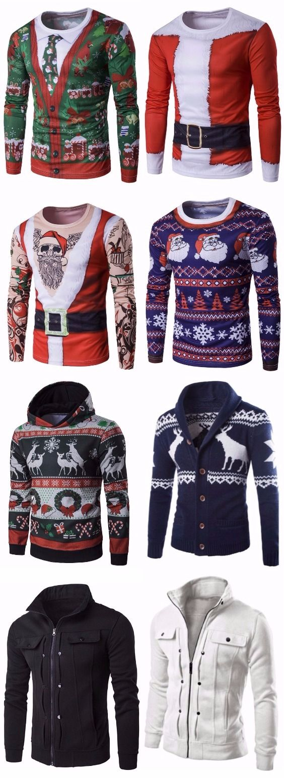 Men's Outfits Ideas for Christmas