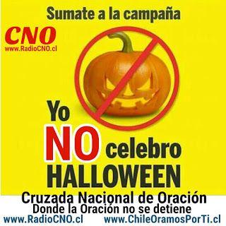 David Yañez Osses: Siete razones para no celebrar Halloween