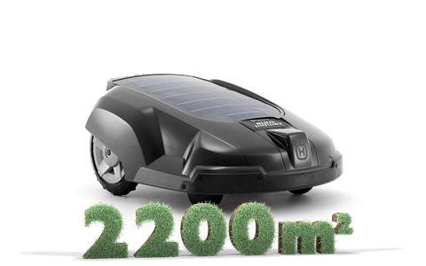 Husqvarna Automower® Solar Hybrid