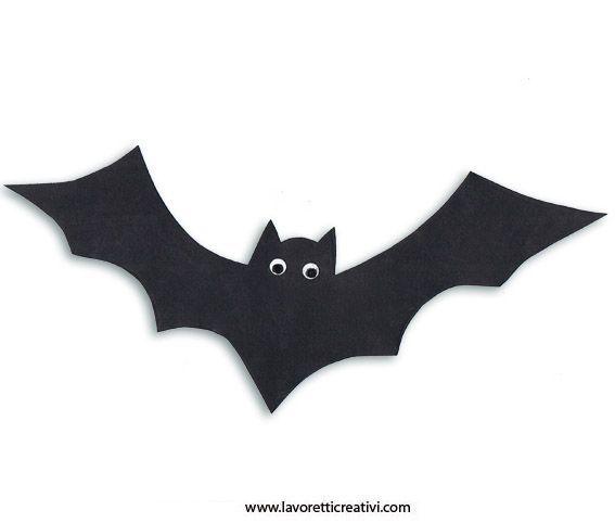 Halloween craft - Bat