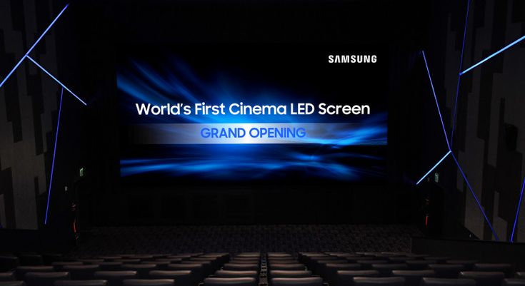Samsung brings LED displays to European movie theaters, plans U.S. launch in 2018  ||  Samsung has announced that it's bringing its much-hyped LED movie theater screen to Europe and plans to bring it to more markets around the world —  including the U.S. — in 2018. … https://venturebeat.com/2017/11/28/samsung-brings-led-display-to-european-movie-theaters-plans-for-u-s-launch-in-2018/?utm_campaign=crowdfire&utm_content=crowdfire&utm_medium=social&utm_source=pinterest