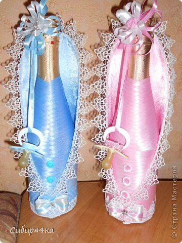Вот и у меня есть такие бутылочки)))) | Страна Мастеров