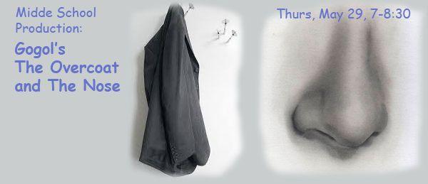 Short story the overcoat