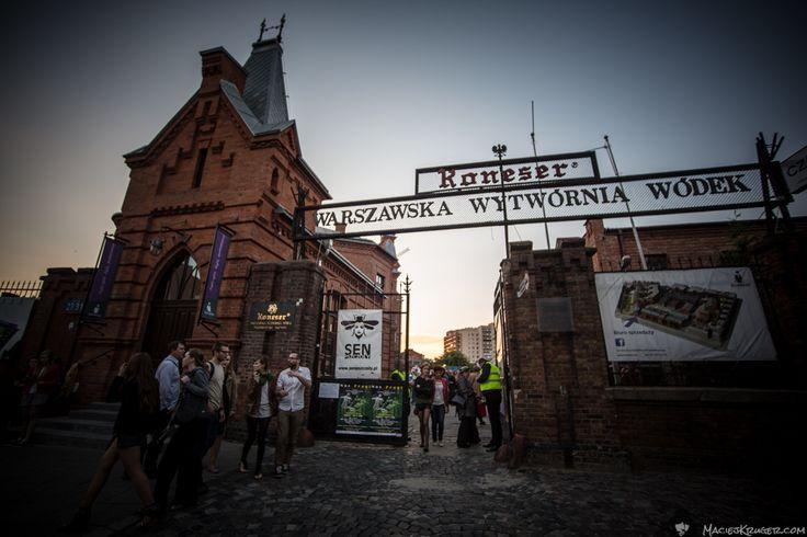 Koneser, Praga District, Warsaw, Poland