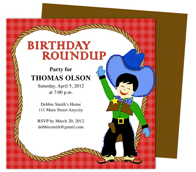 23 best Kids Birthday Party Invitation Templates images on - party invite templates