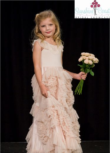 Flower Girl Dress by Doll Cake Photo by Ben Connolly Photography Flowers by Magnolia Grove Flowers