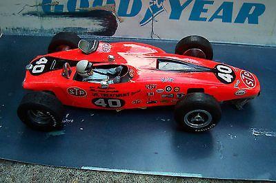 1/24th,Dynamic Lancer, Parnelli Jones, STP Indy 1967 turbine car RARE !
