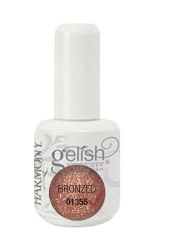 Rose gold gel polish? Yes please Harmony Gelish Uv Soak ...