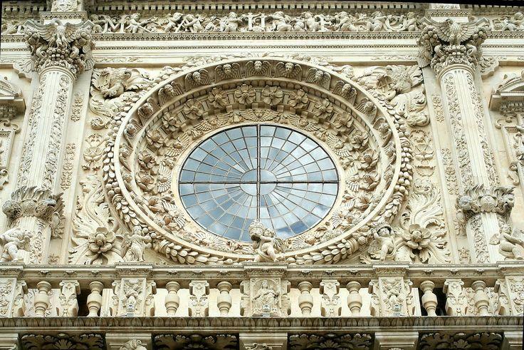 Detail santa croce 6 - Basilica di Santa Croce (Lecce) - Wikipedia