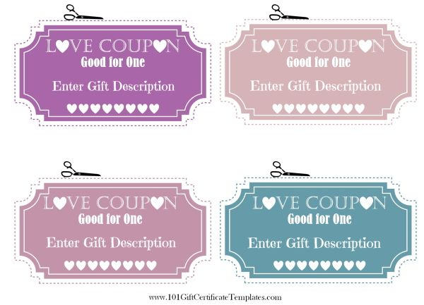 Free Editable Love Coupons For Him Or Her Coupon Template Love Coupons Love Coupons For Him