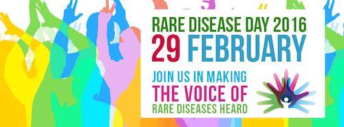 Rare Disease Day 2016: Patient Voice