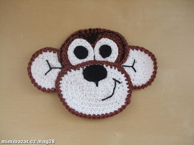 Inspiration - Crochet Monkey