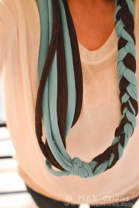 25+ best ideas about No sew scarf on Pinterest   T shirt ...