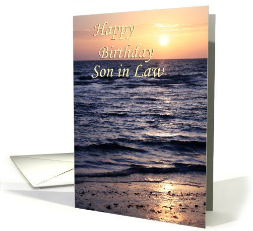 74 Best BIRTHDAY SON-IN-LAW Images On Pinterest