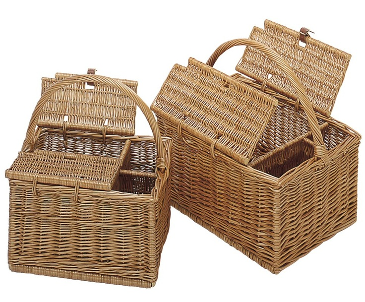 french style picnic baskets.