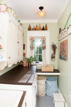 Small Laundry Room Design Ideas, Pictures, Remodel, and Decor - page 3