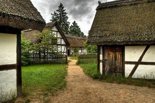 Skansen Kluki - Heritage Park Kluki